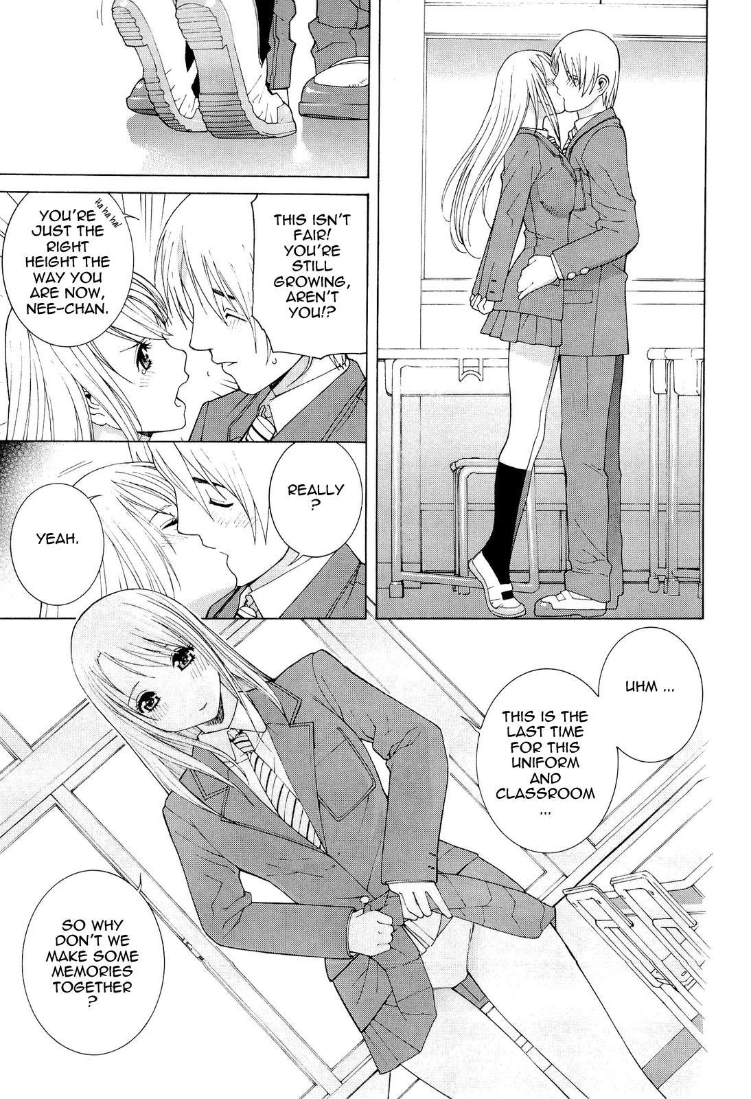 [Shinobu Tanei] Ane ♡ Imouto Love | Big-Sis Lil-Sis Love [English] {Tadanohito} 93