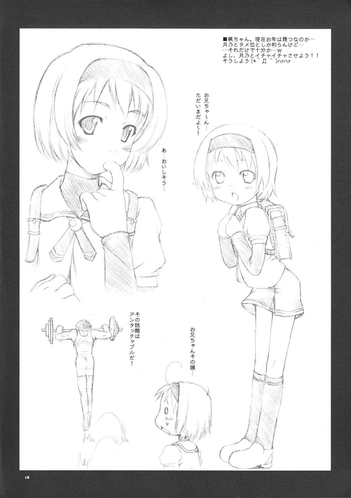 Tsuki no hikari 16