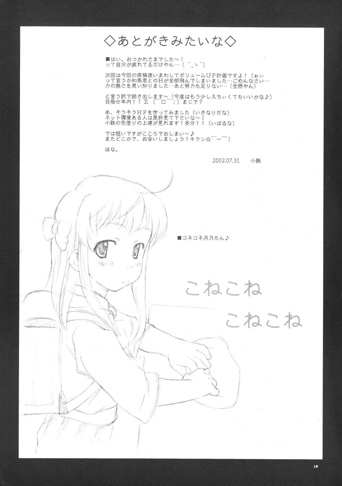 Tsuki no hikari 19