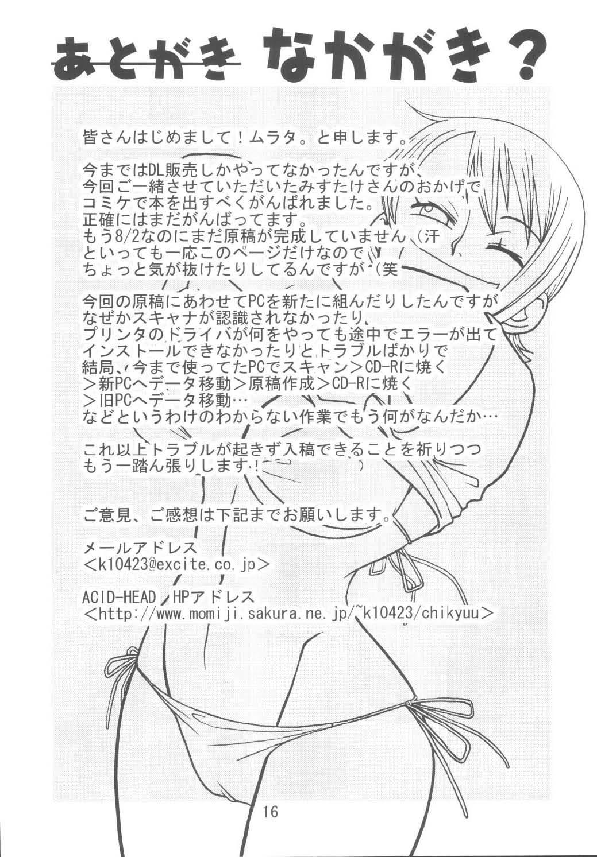 Nami no Koukai Nisshi Special 17