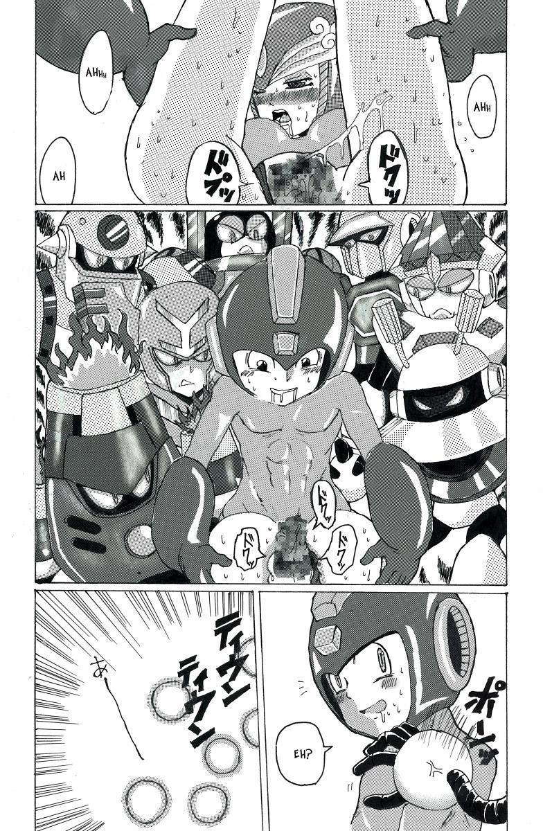 Megaman & Splashwoman 3