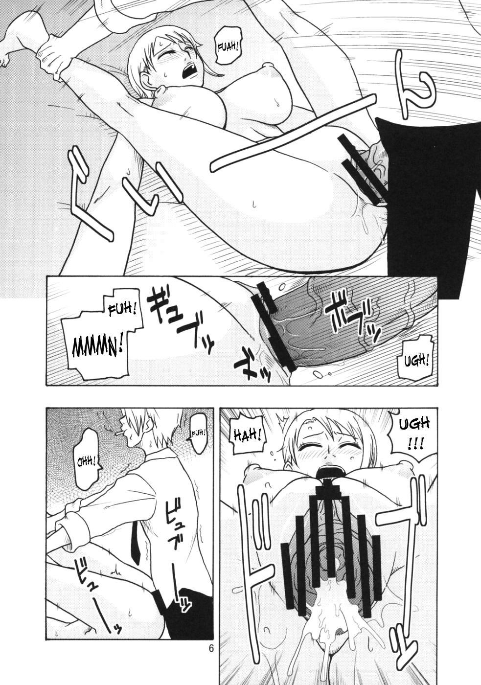 Nami no Koukai Nisshi EX NamiRobi 6