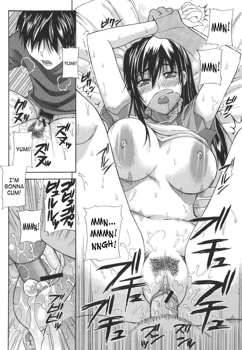 Ichizu na Toriko - A Earnest Captive 84