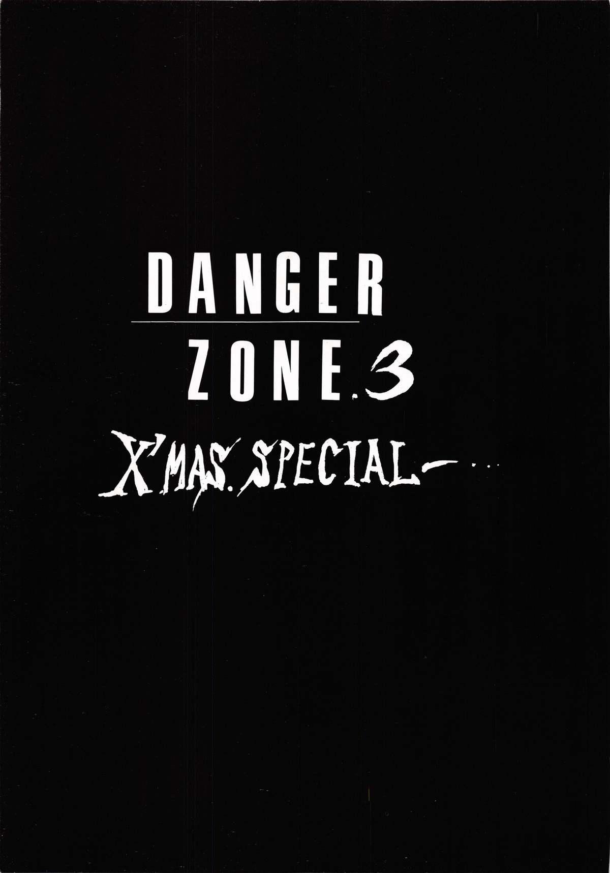 DANGER ZONE SIDE B Kairyouban 25