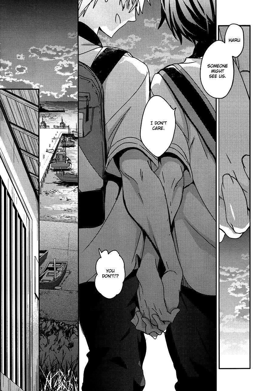 MakoHaru Date 15