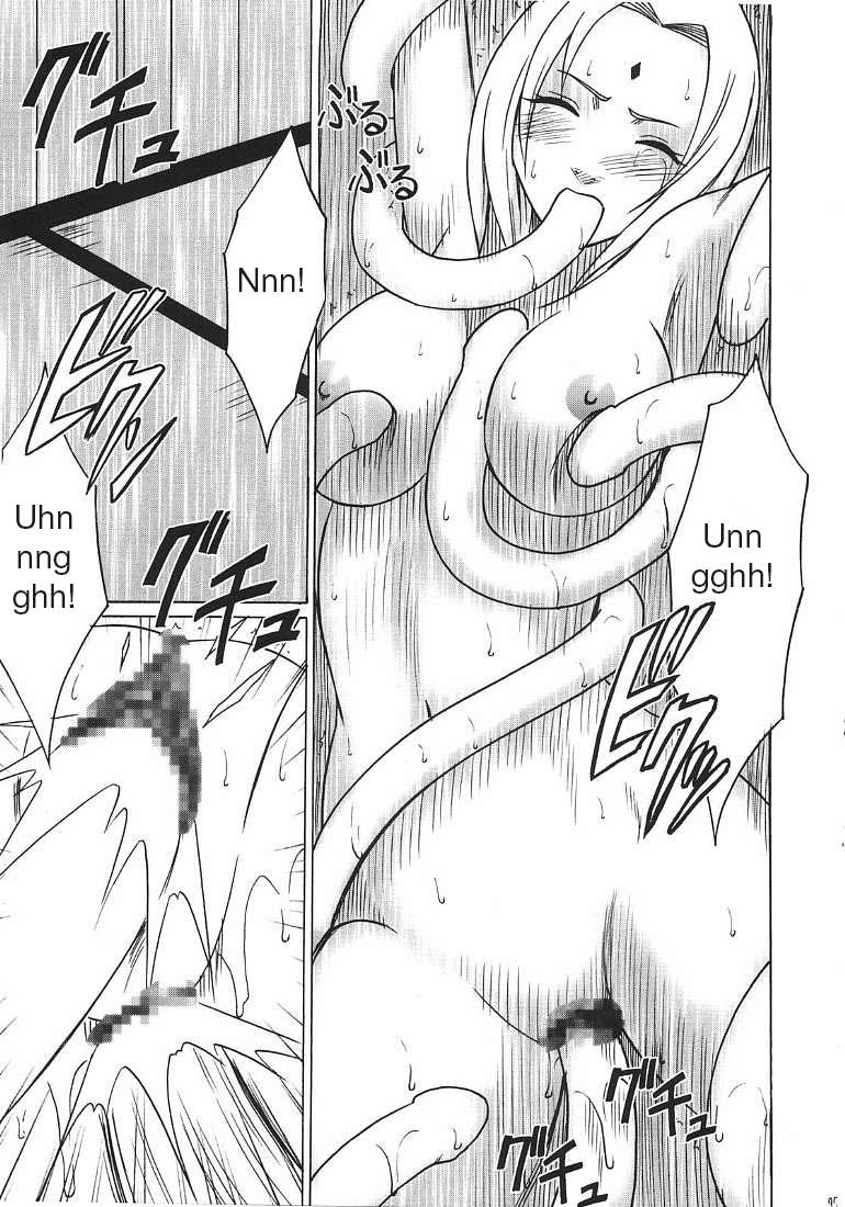 [Crimson Comics (Carmine)] Uzumaki Bouquet 2 (Naruto) [English] {Maiteya2} - Tsunade's Chapter 31