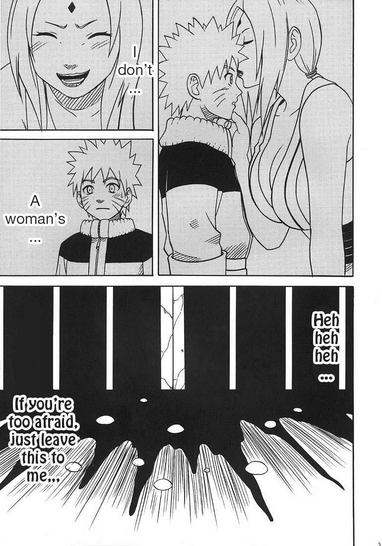 [Crimson Comics (Carmine)] Uzumaki Bouquet 2 (Naruto) [English] {Maiteya2} - Tsunade's Chapter 7