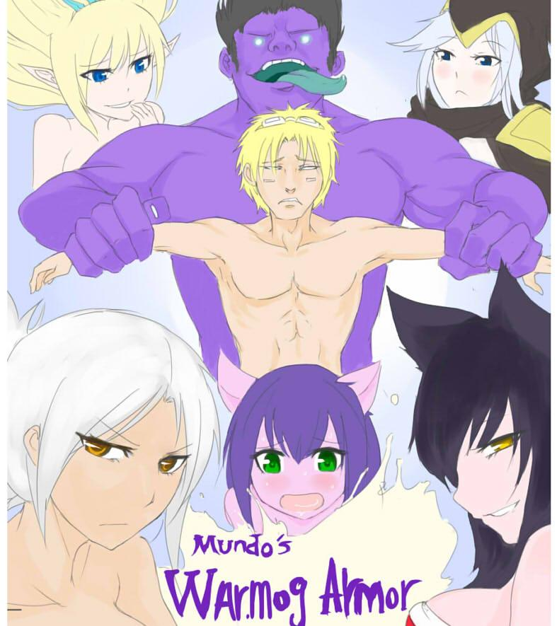 Mundo's Warmog's Armor 0