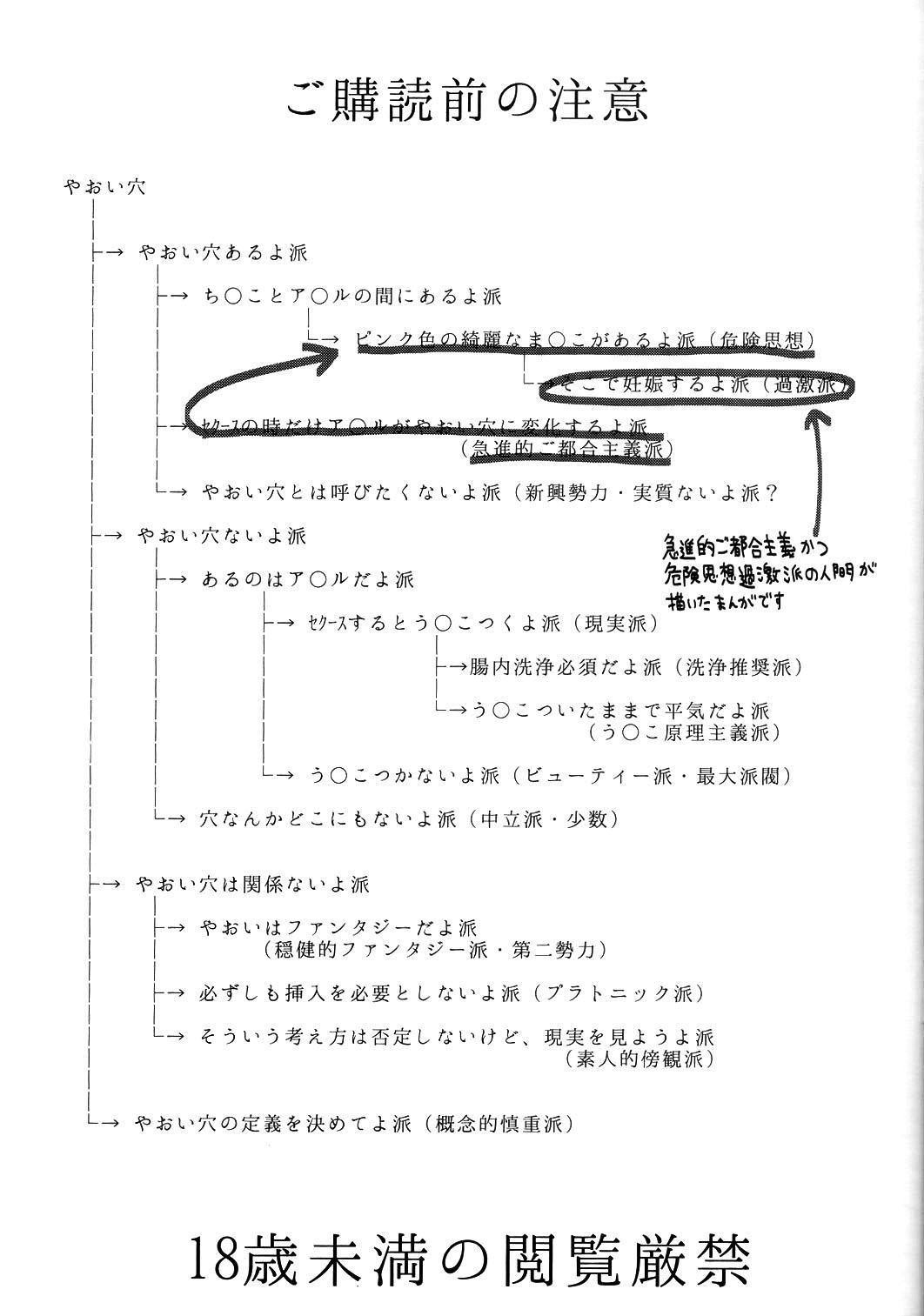 Akarui Kazoku Mukeikaku 1