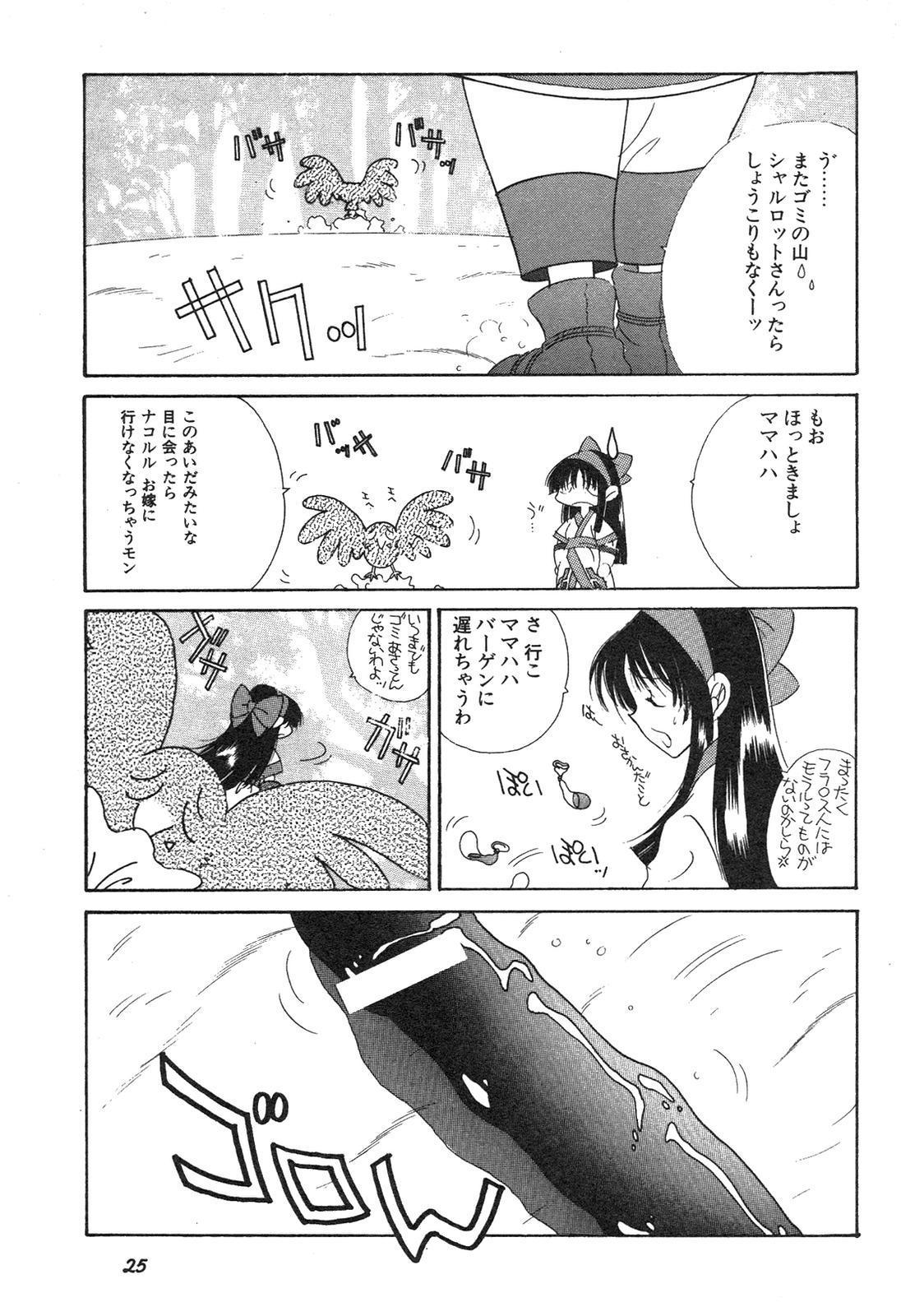 Shin Bishoujo Shoukougun 3 Yamato hen 25