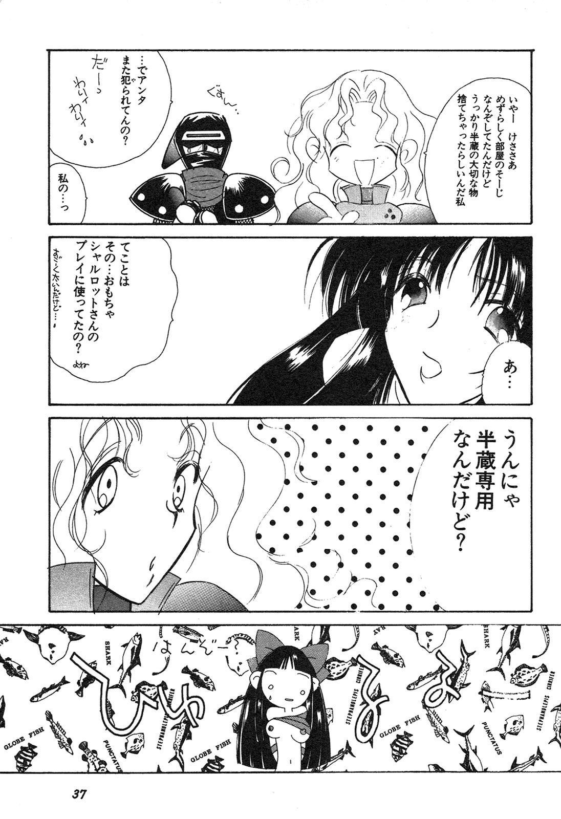 Shin Bishoujo Shoukougun 3 Yamato hen 37