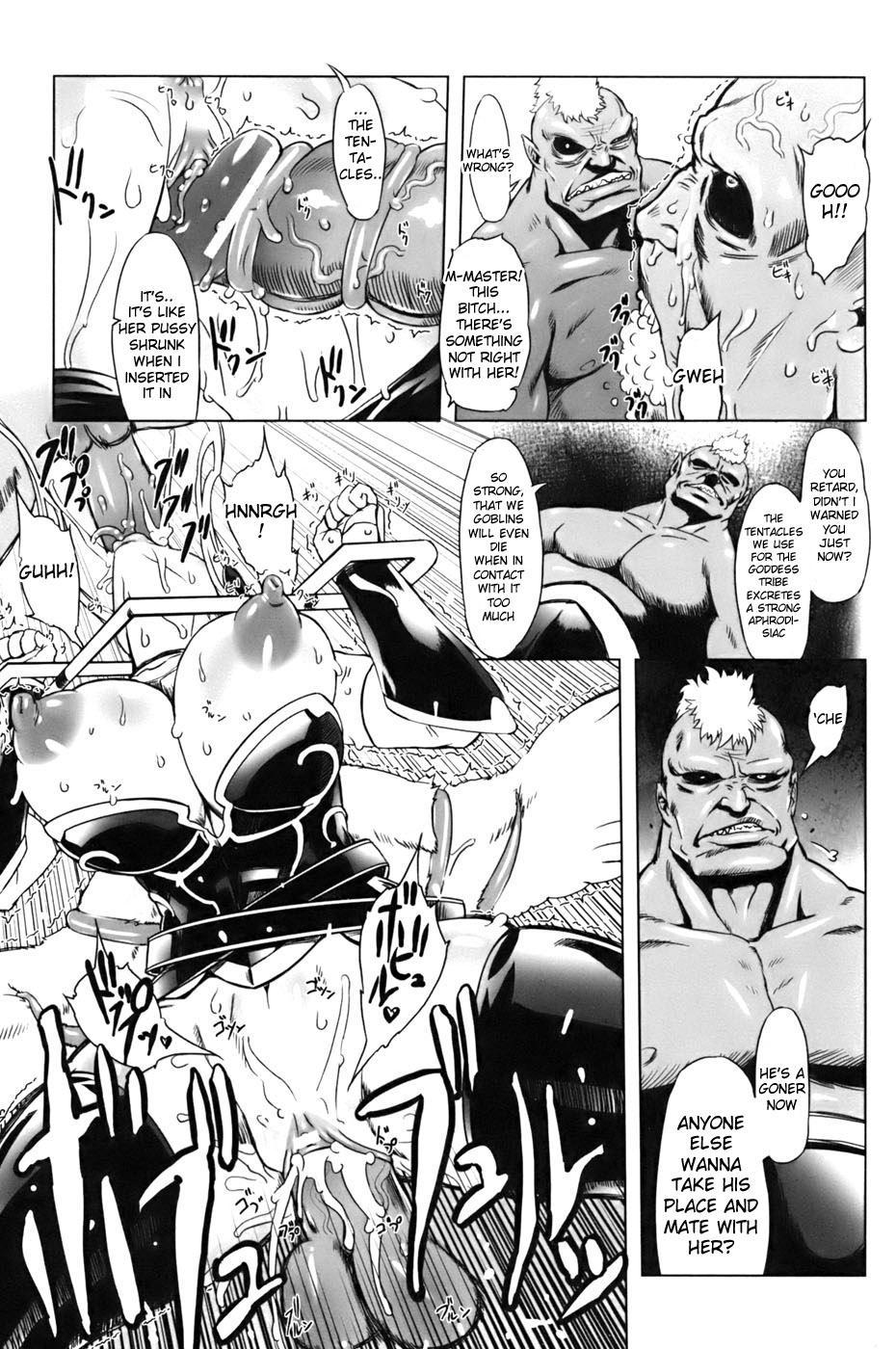 Shinki Seijoku Mokushiroku 6