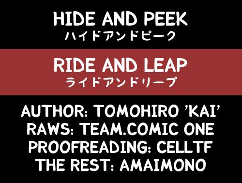 HIDE AND PEEK + EXTRA 24