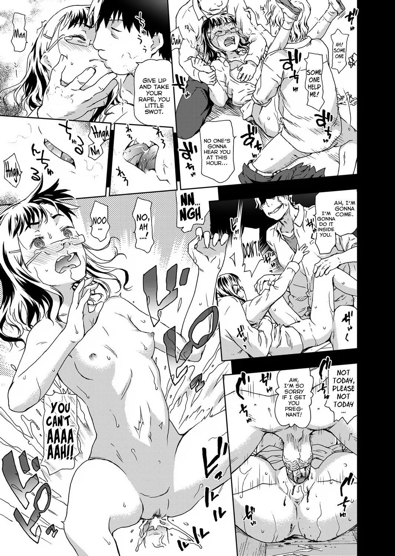 Saikyou Bishoujo Renzoku Goukan Densetsu!! Rape is Life Ch. 1-2 2