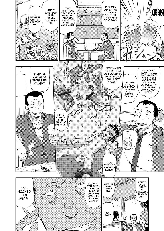 Saikyou Bishoujo Renzoku Goukan Densetsu!! Rape is Life Ch. 1-2 7