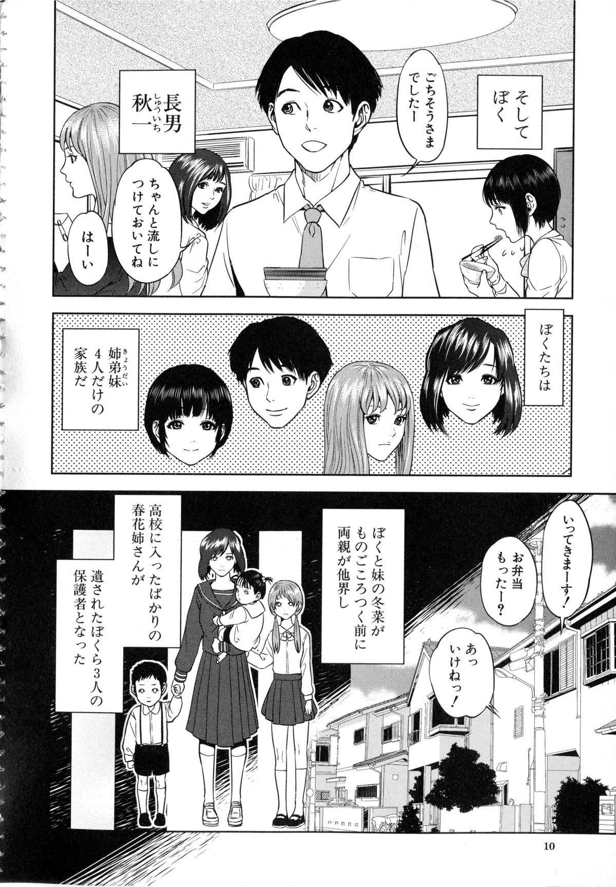 Boku-tachi no Kinki 12