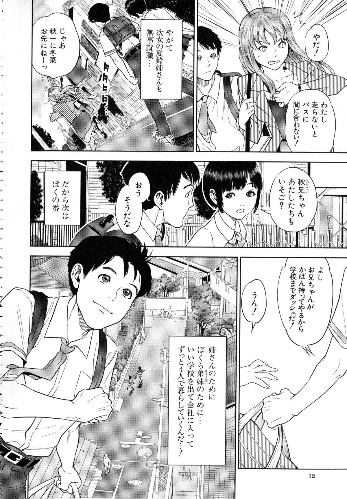 Boku-tachi no Kinki 14