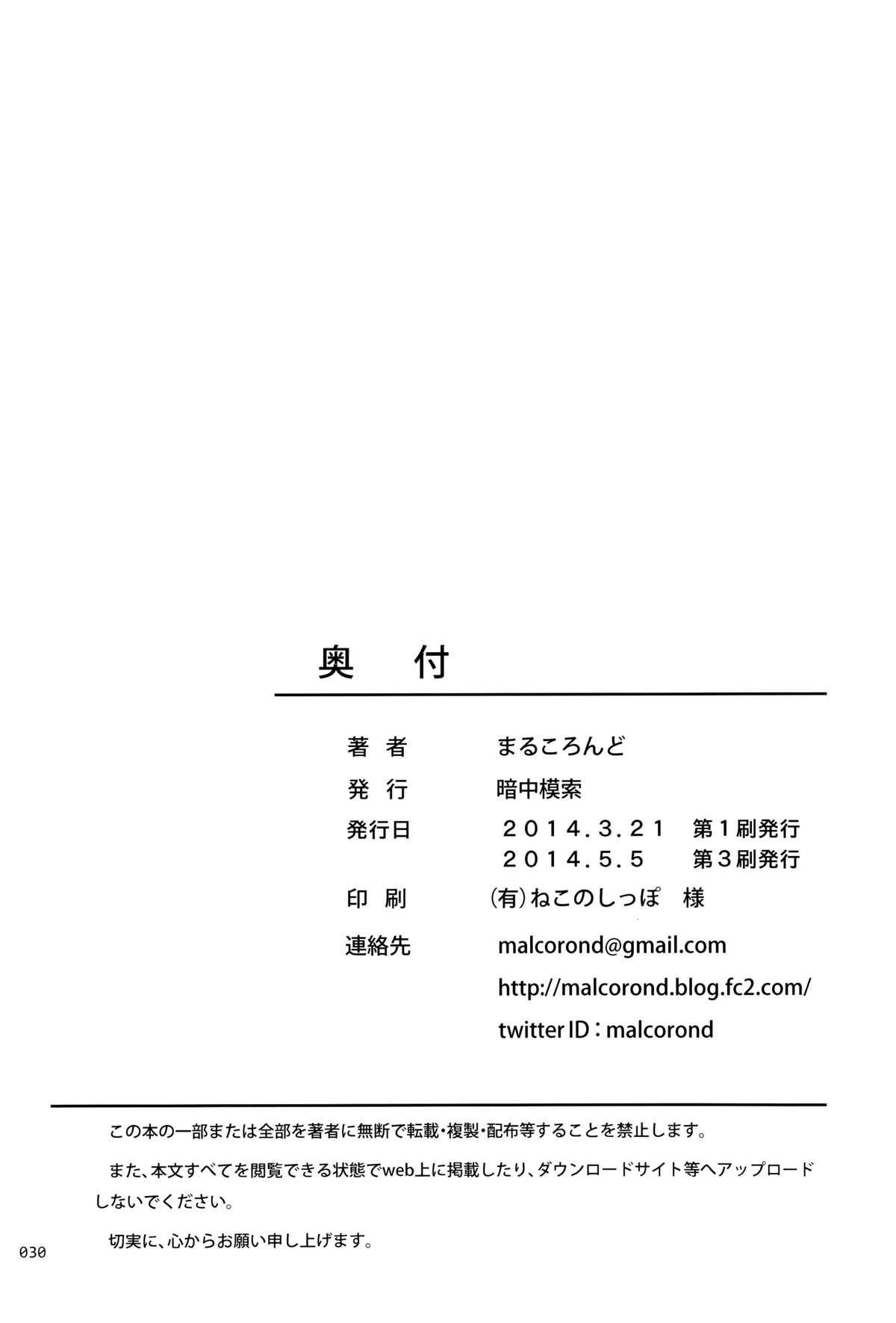 Meikko na Syoujo no Ehon 29