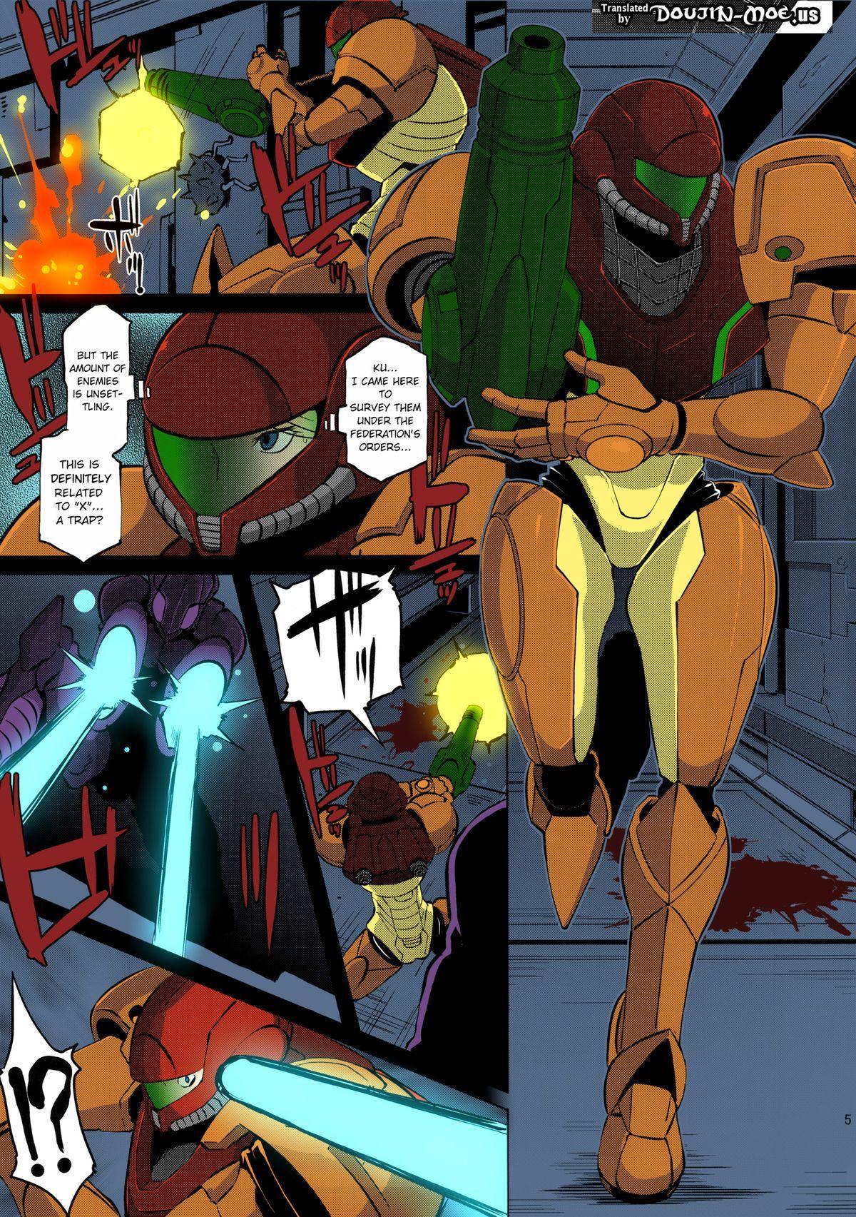 Metroid XXX 0