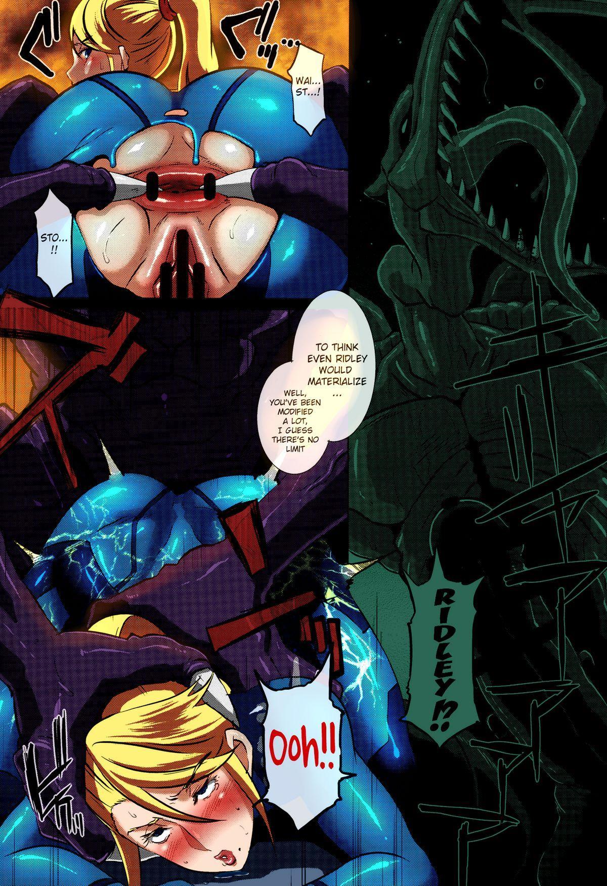Metroid XXX 23