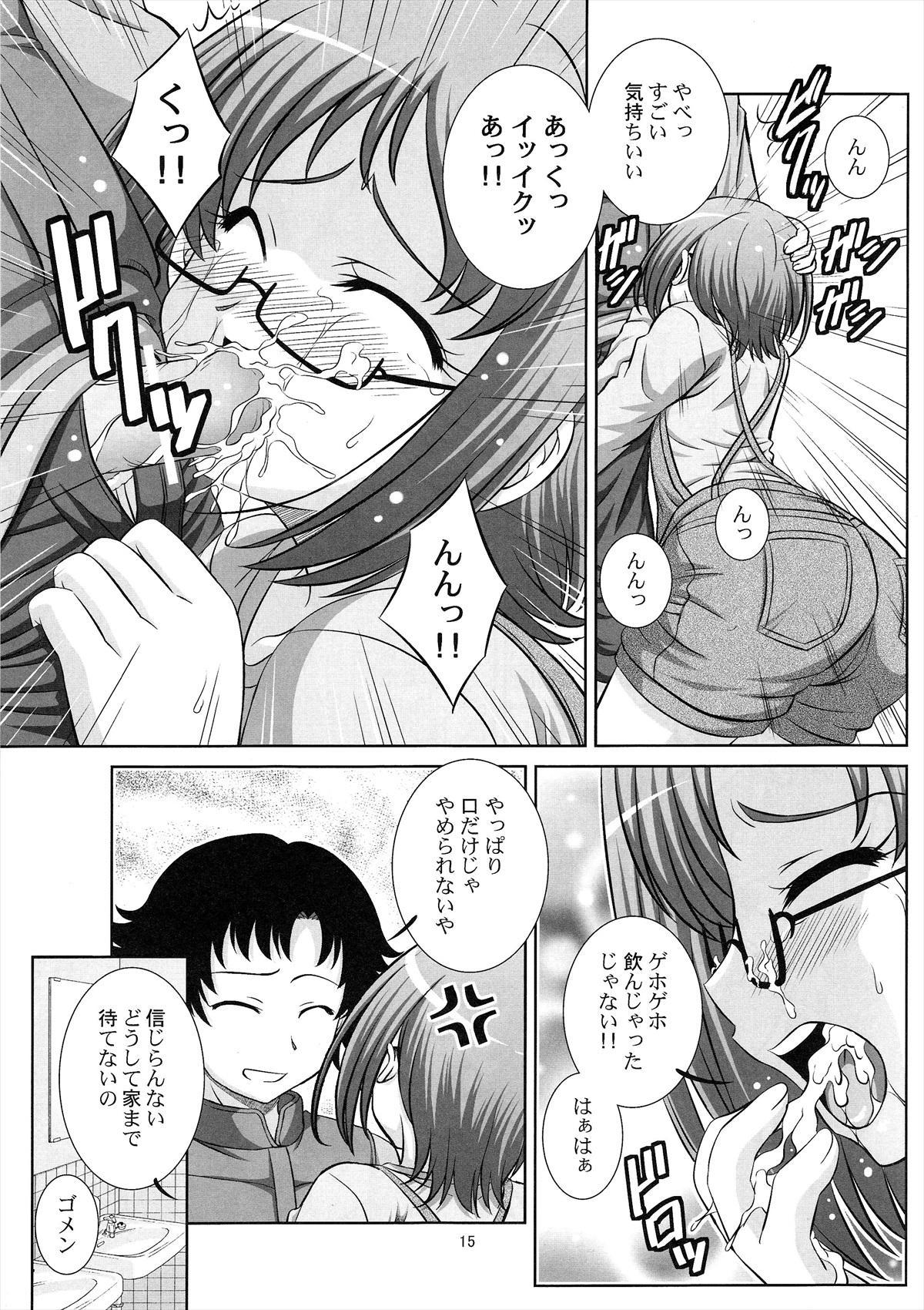 Stage 13 Shirabe Ako no Utagoe 13