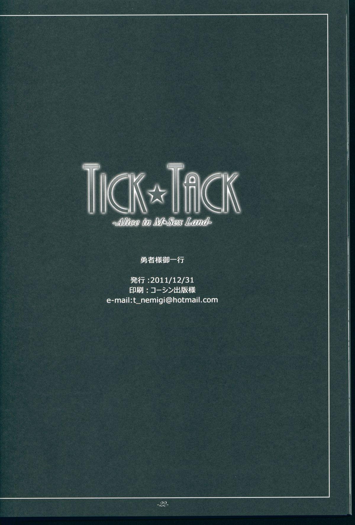 TICK☆TACK 21