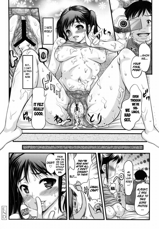 [Takorina Gahaku] Onee-chan no Nikubenki   Onee-chan, the Slut (MOMOPAN 23 - Ahegao Double Peace) [English] =TV= [Digital] 19