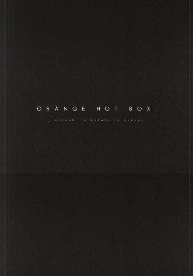 ORANGE HOT BOX 17