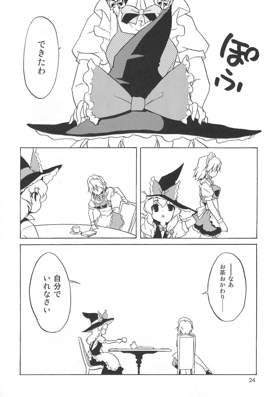 Shinku No Aruji 23
