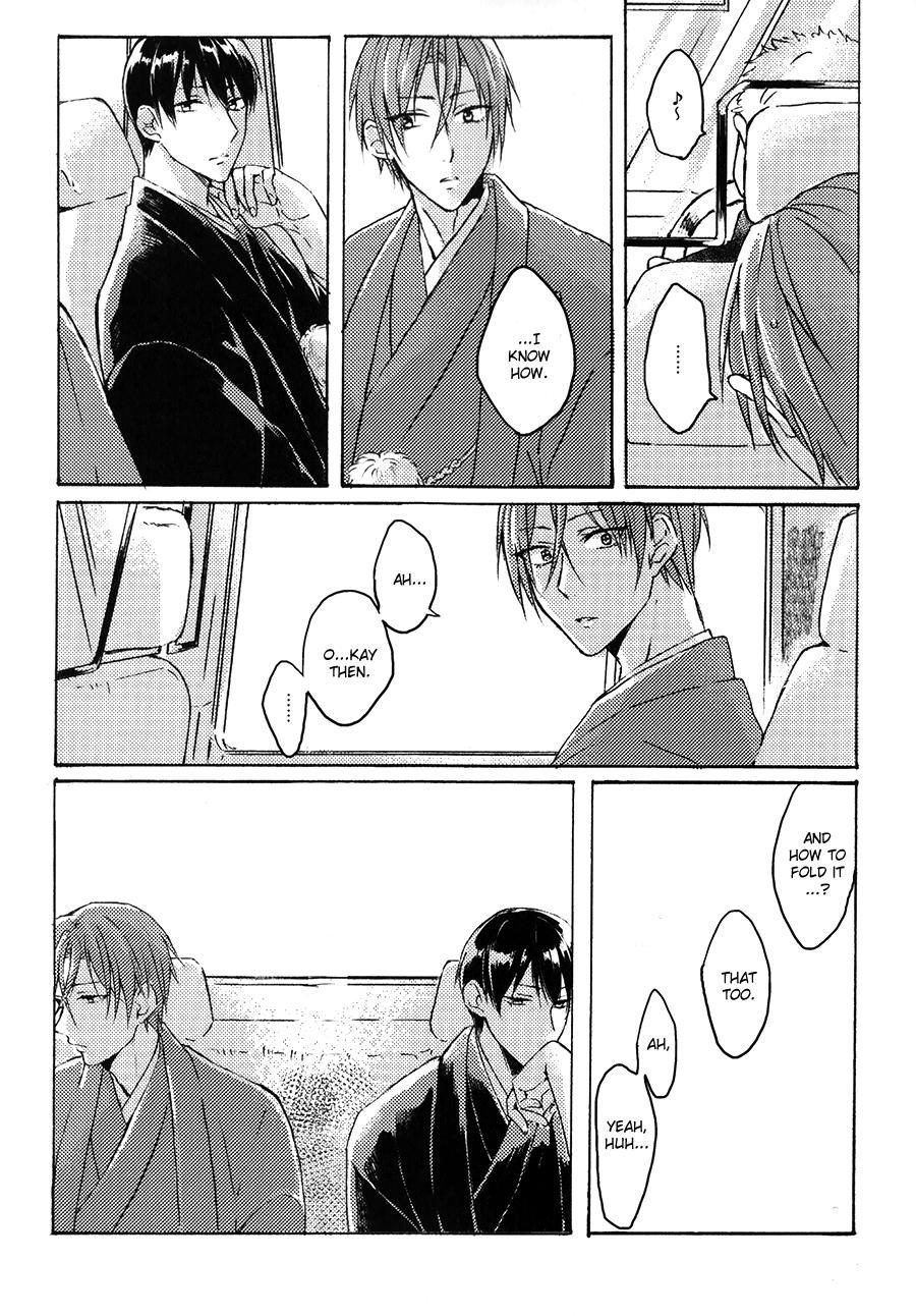Torokeru Tsuyu wa Rikka no Gotoku | Dripping Dew Like Unto Snow 5