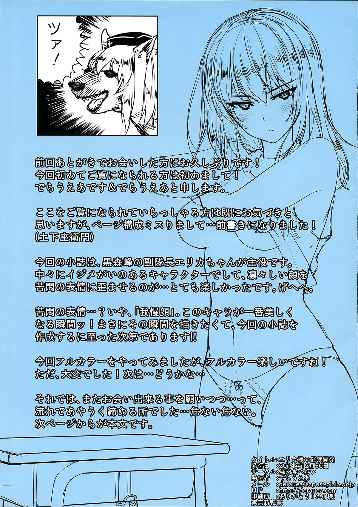 Erika-sama no Saimin Kaihatsu 2