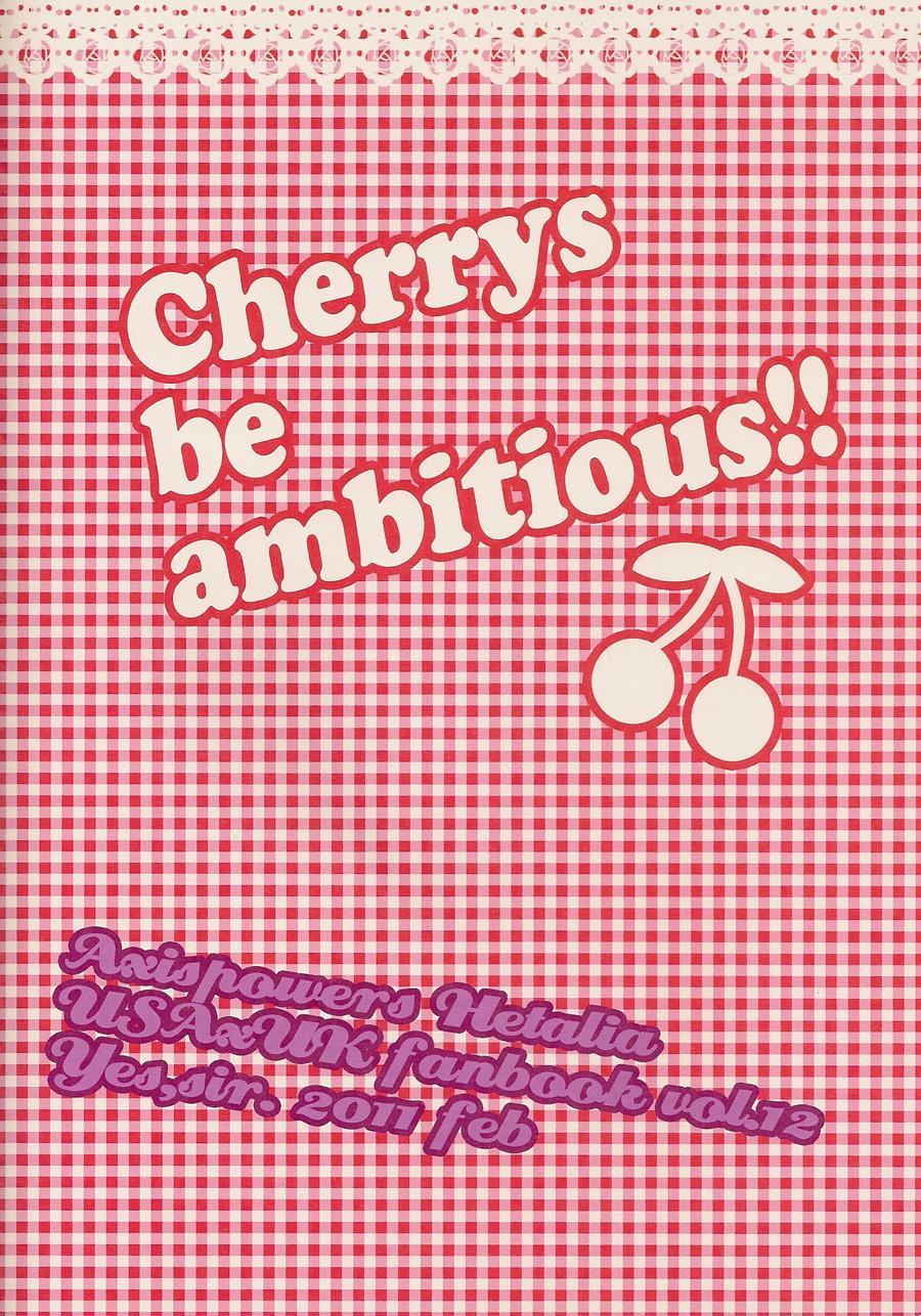 Doutei yo Taishi o Dake!!   Cherrys be Ambitious!! 21