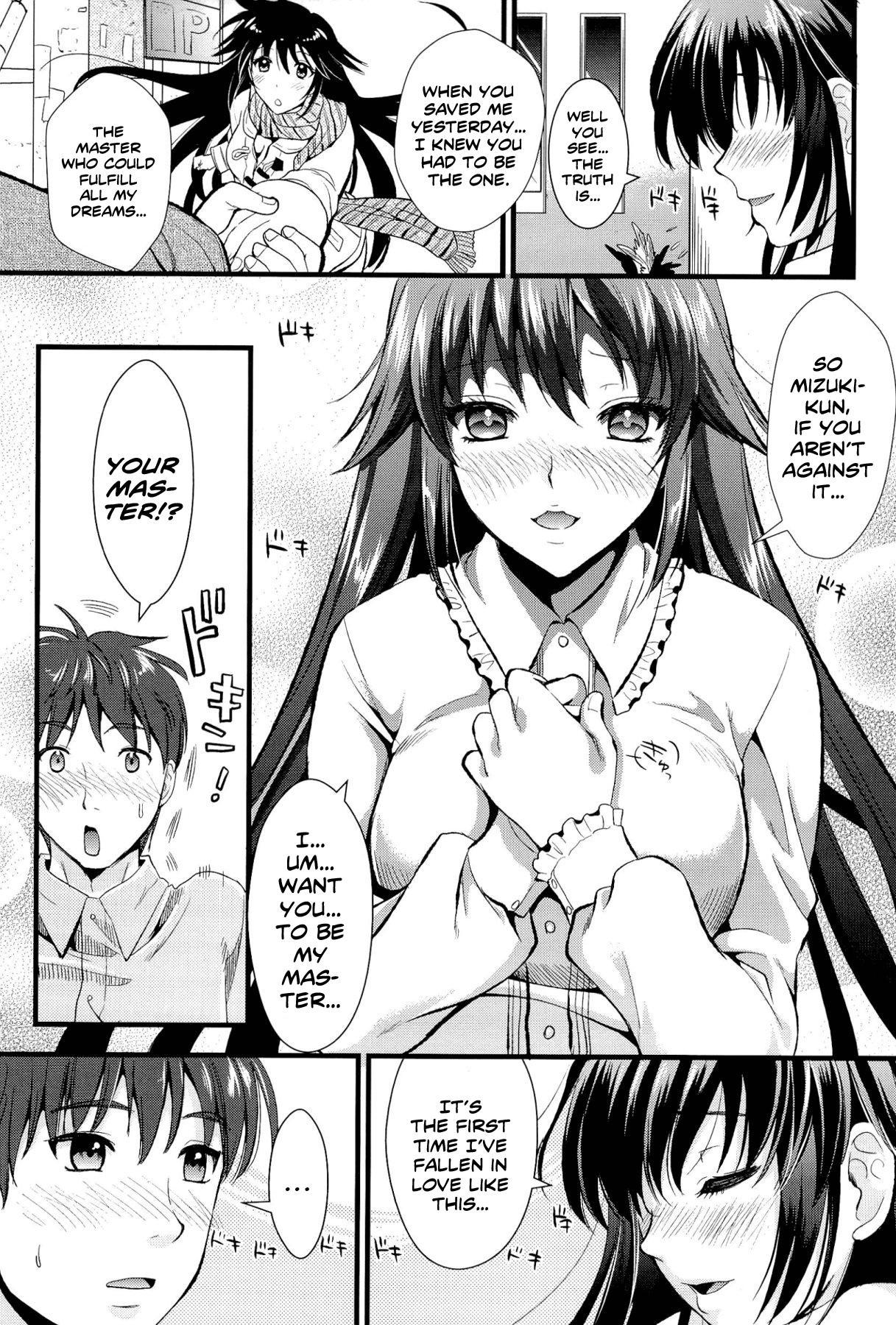 [Kojima Saya] Boku to Kanojo no Shujuu Kankei - Me And Her Master-Servant Relationship Ch. 1-3 [English] [freudia] 22