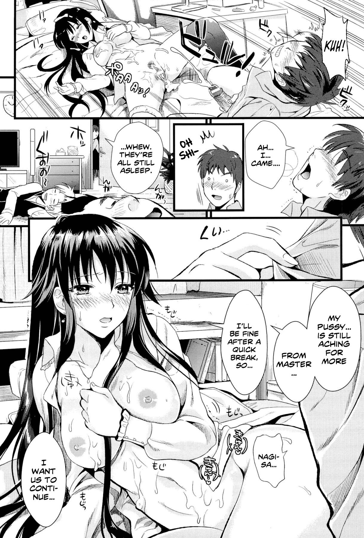 [Kojima Saya] Boku to Kanojo no Shujuu Kankei - Me And Her Master-Servant Relationship Ch. 1-3 [English] [freudia] 30