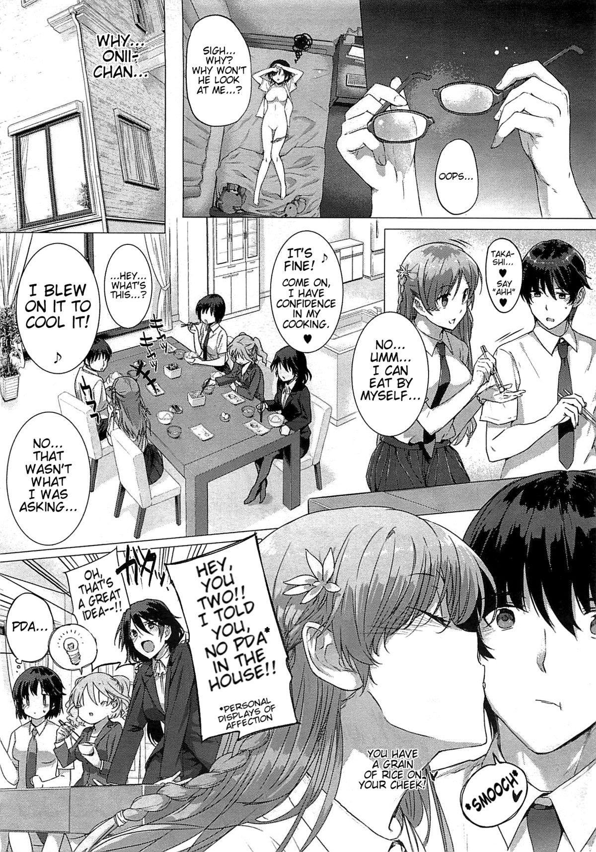 [Katsurai Yoshiaki] Kokuhaku Lovers Ch.1-4, 6-8 [English] 38