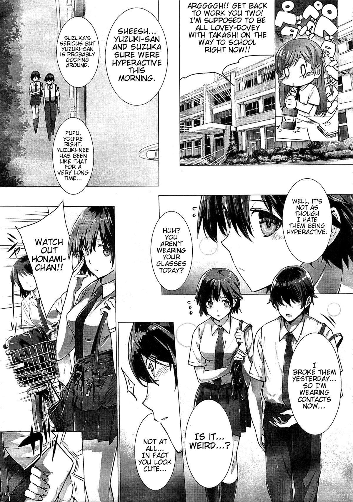 [Katsurai Yoshiaki] Kokuhaku Lovers Ch.1-4, 6-8 [English] 41