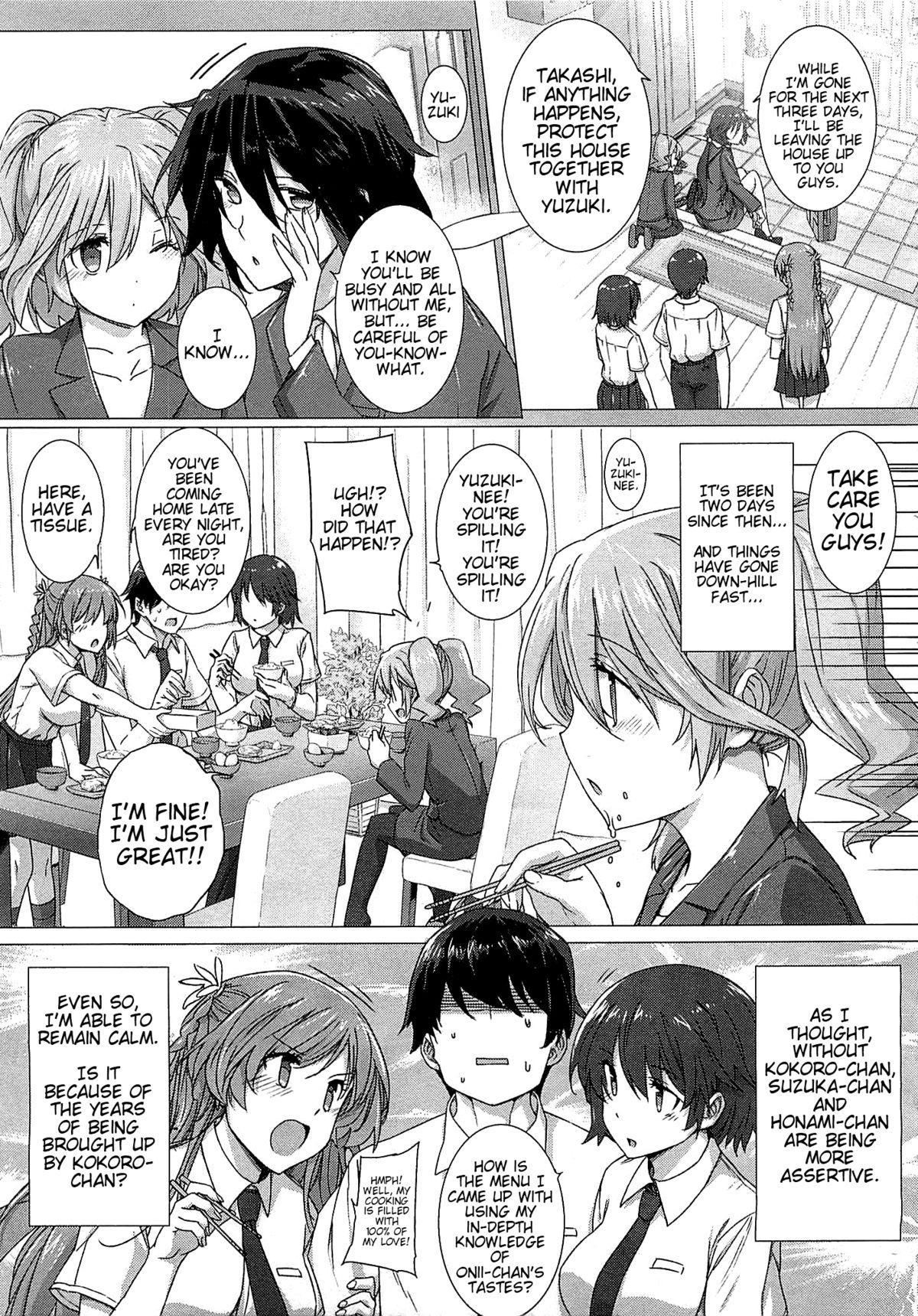 [Katsurai Yoshiaki] Kokuhaku Lovers Ch.1-4, 6-8 [English] 71