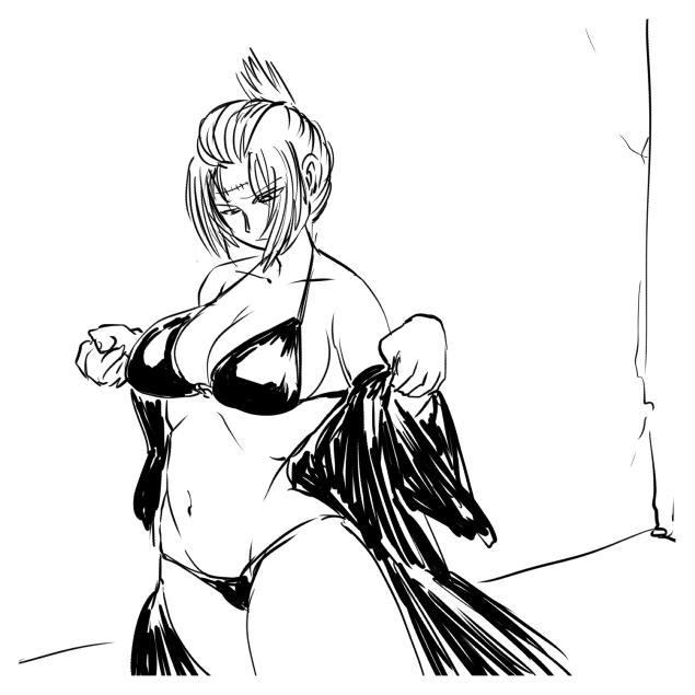 Tsukuyo ga Shokushu Furo de Naburareru! 4