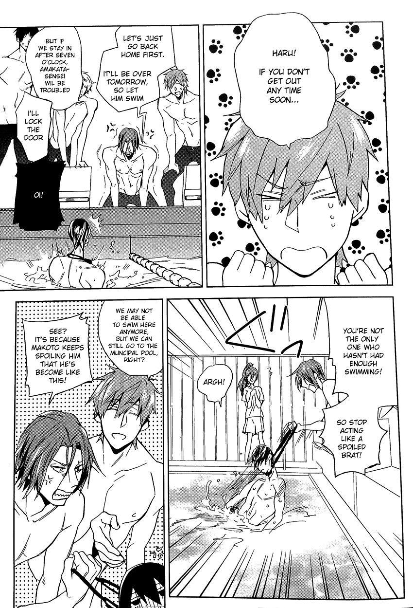 Yokatta ne Haru-chan 13
