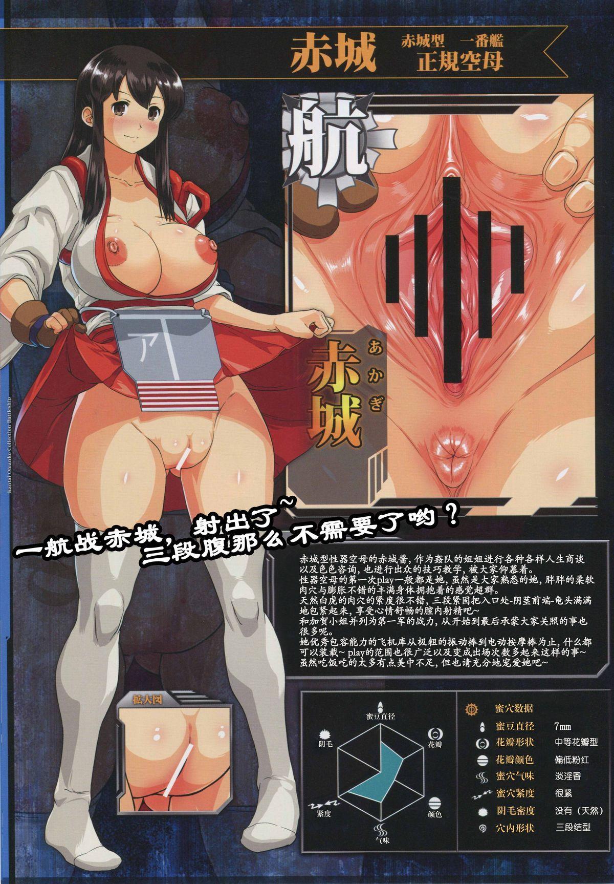 KanColle Omanko Collection Seikikuubo Hen 3