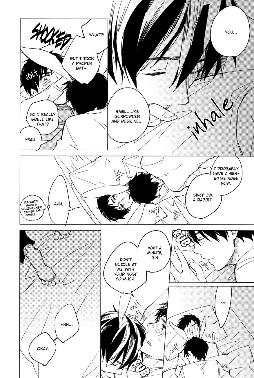 Usagi ni Natta Oniisama   My Brother Became a Rabbit 13
