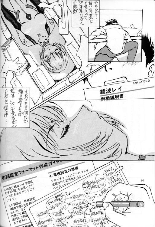 Ayanami Rei Hen 24