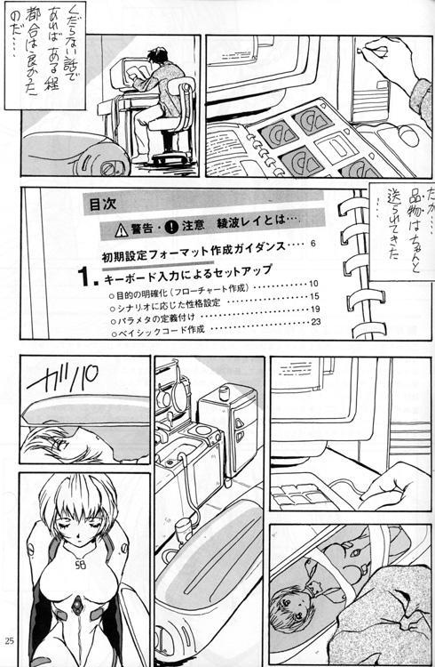 Ayanami Rei Hen 25
