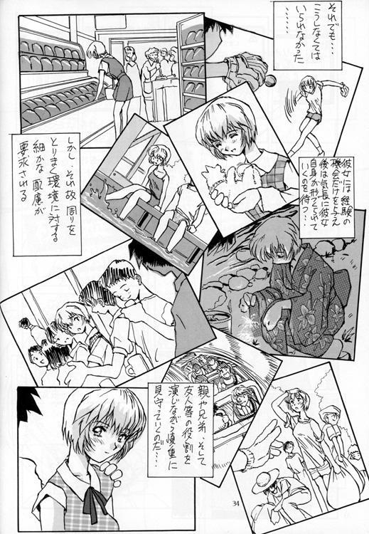Ayanami Rei Hen 34