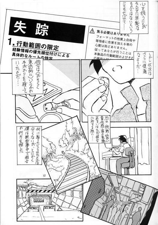 Ayanami Rei Hen 37