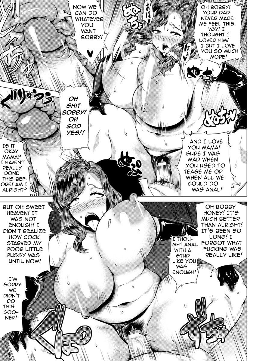 My Step-Mom is such a Fucking Big Titted Cock-Tease [English] [Rewrite] [Bolt] 16