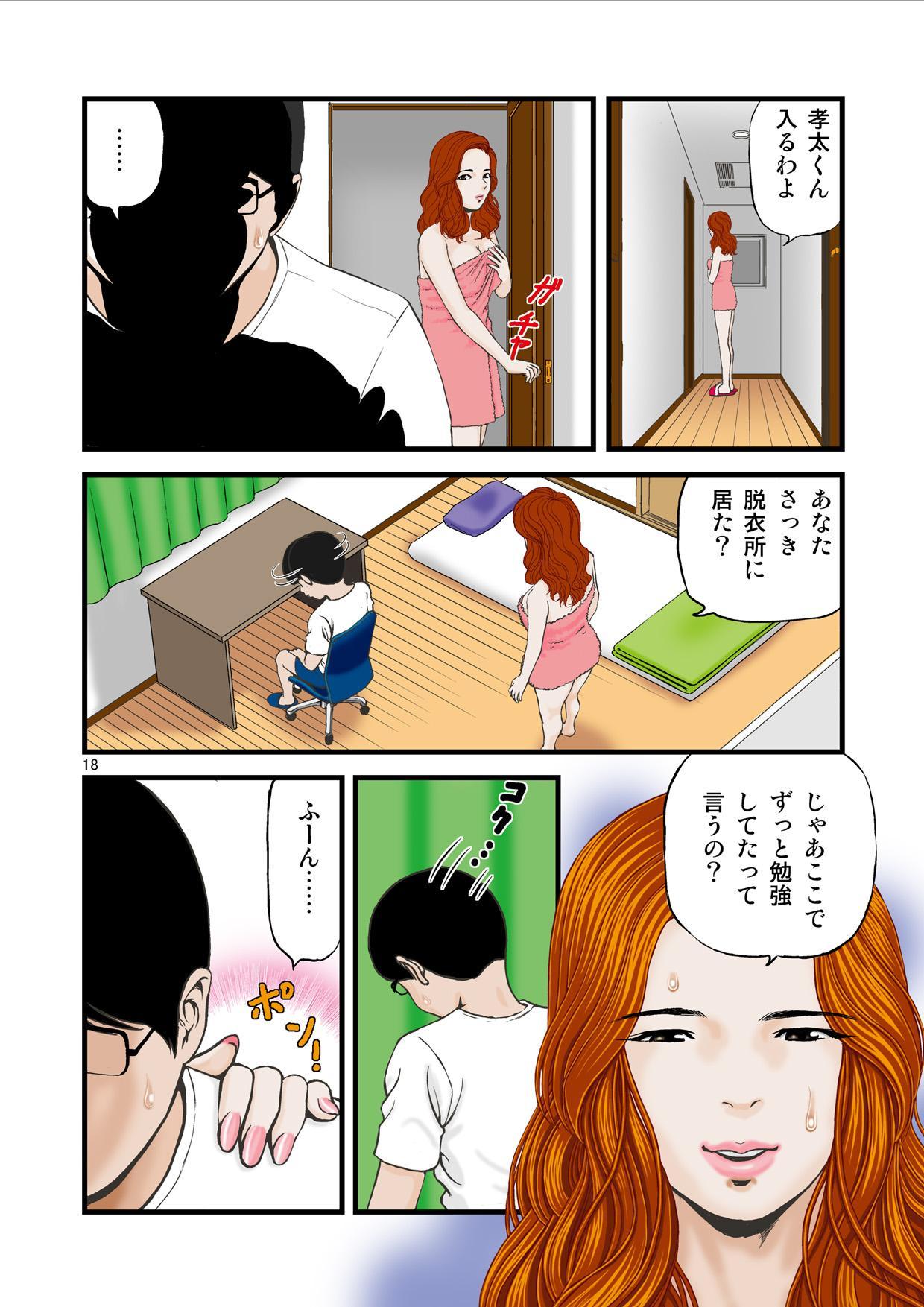 Watashi wa Jukensei no Oi to Kankei o Motte Shimaimashita. 17