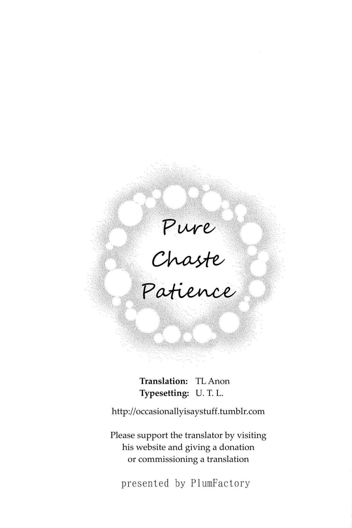 Junketsu Patience 1