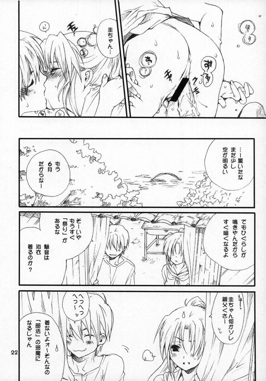 Mion-san Ganbaru! 20