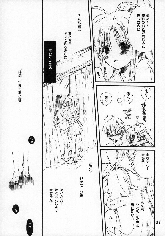 Mion-san Ganbaru! 21